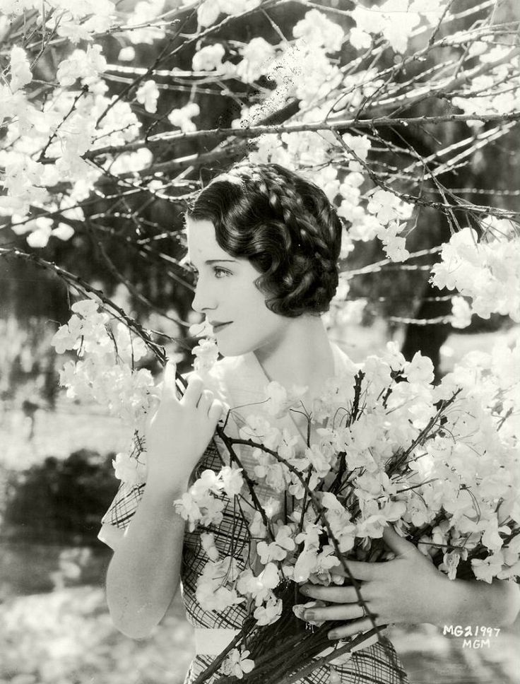 Ее именовали не иначе как «Королева Норма» и «Первая леди MGM»: Норма Ширер…
