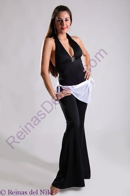 Bellydance catsuit for training by RDN