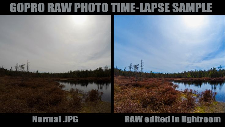 GoPro Photo Time-Lapse Now Supports RAW and WDR with 2.0 Firmware Update