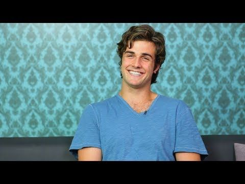 MTV Awkward's Beau Mirchoff -- Season 2 Interview