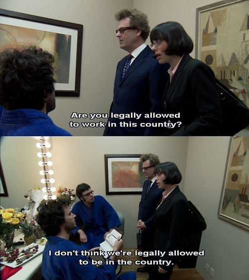 Flight of the Conchords - YouTube