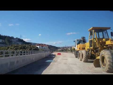 ΕΡΓΟΣΕ: Δερβένι - Αιγείρα ...Χωρίς σιδηροτροχιές - YouTube