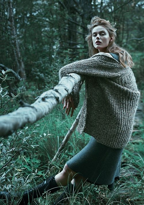 Frida Gustavsson by Boe Marion for Scandinavia S/S/A/W #8 Spring 2014