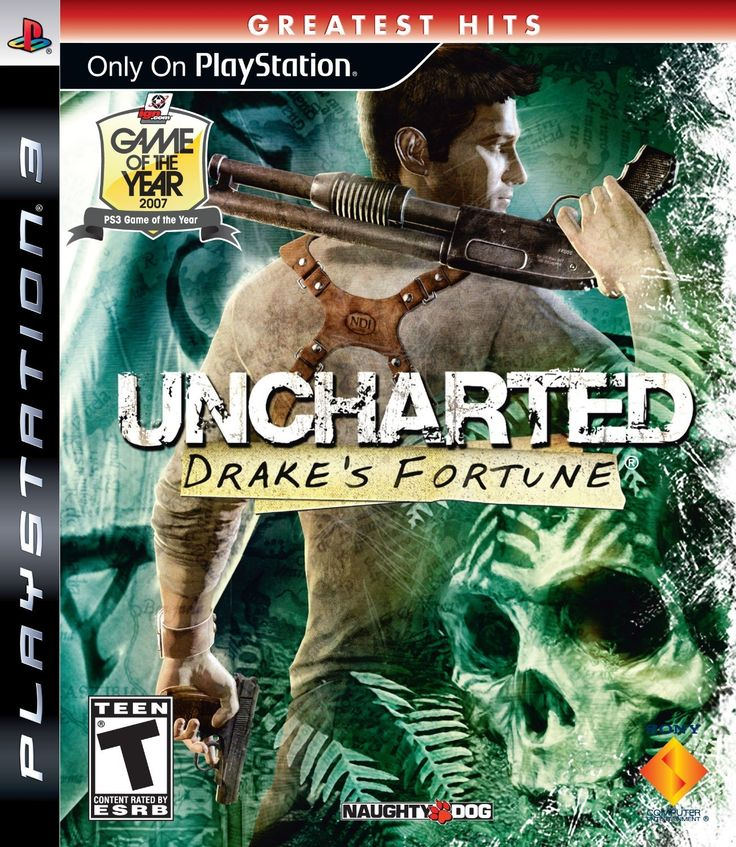 """Great Video Game for PS3 """"Uncharted: Drake's Fortune"""""""