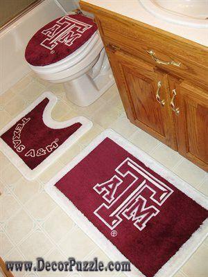 ATM bathroom rug sets, bath mats 2015, burgundy bathroom rugs and carpets