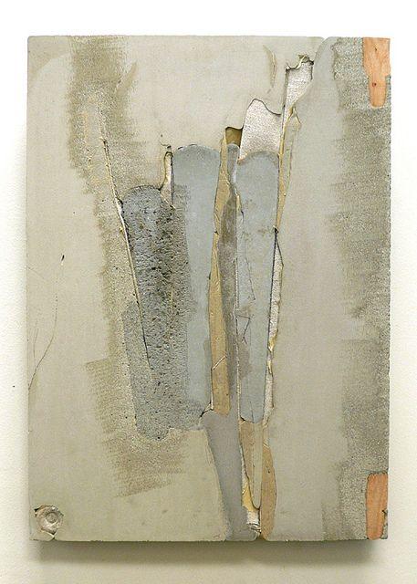 Marlies Hoevers  Dark Secret, 2011Cement, Concrete, Textile, Found Objects