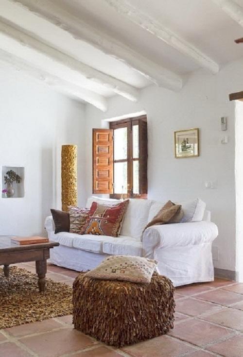 25 beste idee n over romantische landelijke slaapkamers op pinterest deur hoofdeinden - Romantische witte bed ...