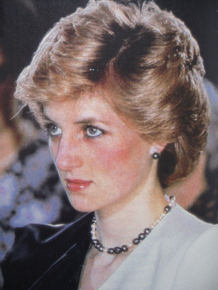 Princess Diana.She was taken to soon.Please check out my website thanks. www.photopix.co.nz