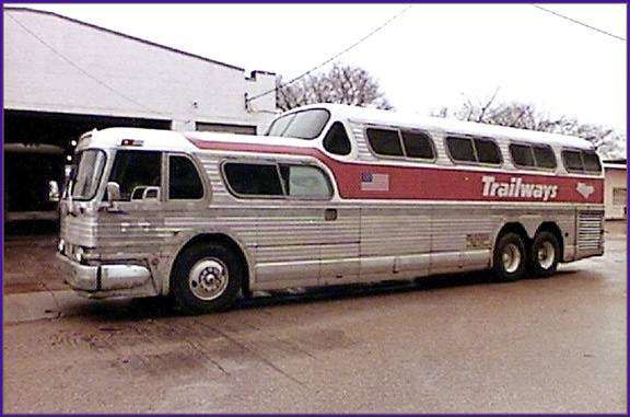 vintage bus Trailways | Old Bus Photos for staley bus sales