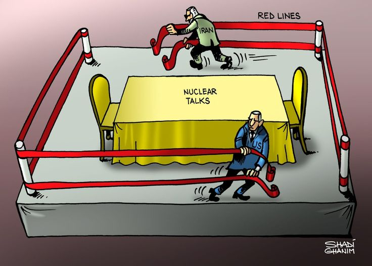 #Caricature #Cartoon #Politics #News #Newspaper #TheNational #US #USA #Russia #Iran #NuclearPower #Nuclear