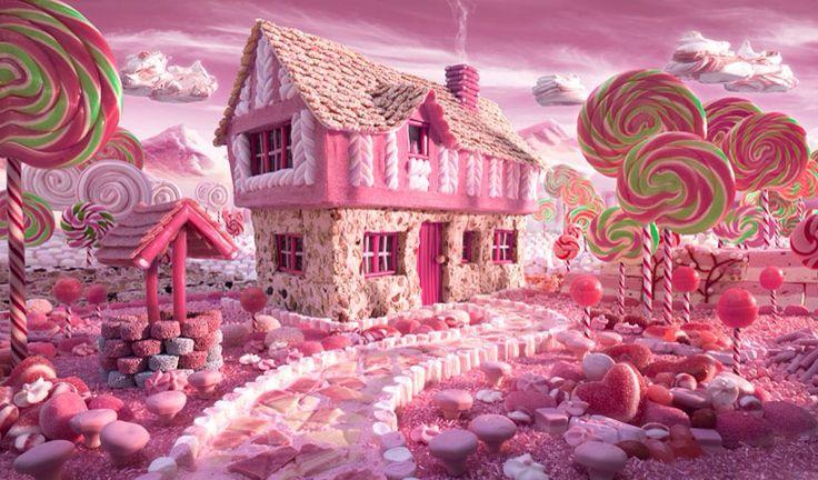 Snoep huis