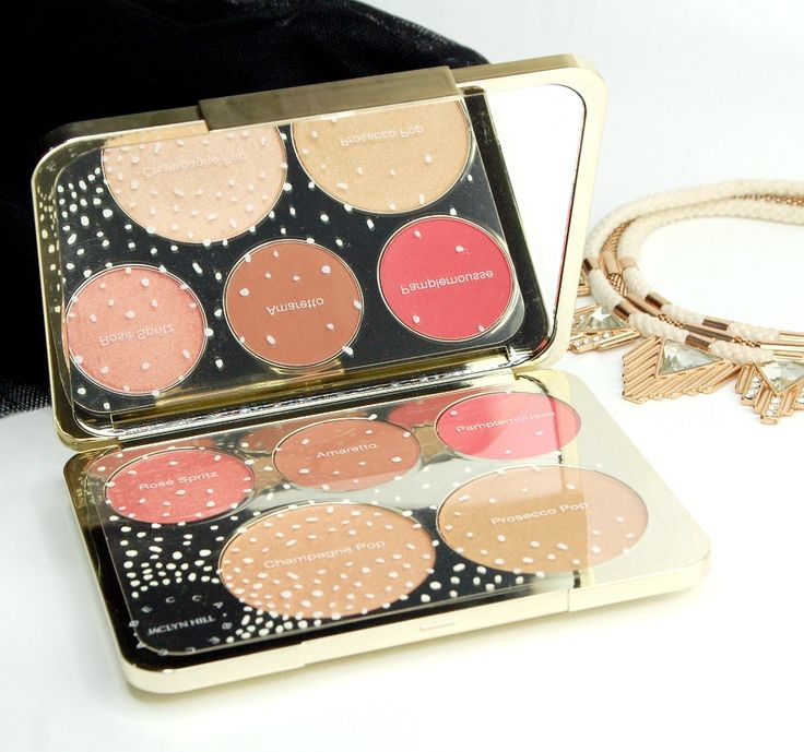 Becca x Jaclyn Hill Champagne Collection Face Palette review http://swatchandreview.com/becca-x-jaclyn-hill-champagne-collection-face-palette-review/