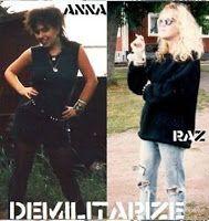 DEMILITARIZE - Demo 1985