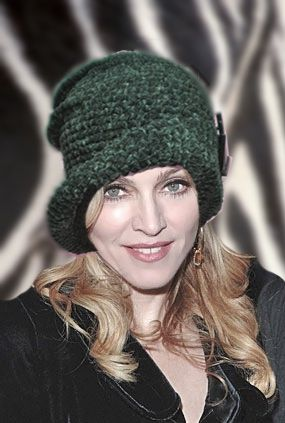 "Madonna in ""Berlino"""