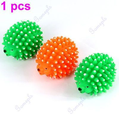 awesome Lovely Hedgehog Shape Pet Dog Puppy Squeaky Chew Toy Squeaker Ball Funny Toys - For Sale Check more at http://shipperscentral.com/wp/product/lovely-hedgehog-shape-pet-dog-puppy-squeaky-chew-toy-squeaker-ball-funny-toys-for-sale/