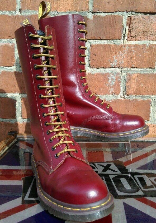 Dr Martens *Vintage 1914* Boots UK 7 Martins Skinhead Oi! M.i.England RRP £215