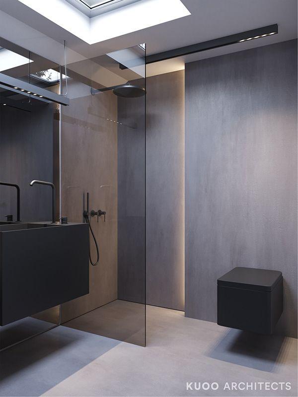 Design Interior Rumah Type 27  london house ii on behance bathroom design luxury modern