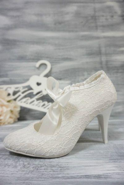 Туфли свадебные VERSAL
