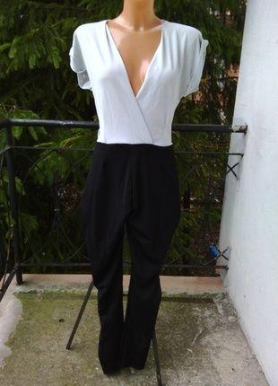 Kup mój przedmiot na #vintedpl http://www.vinted.pl/damska-odziez/krotkie-sukienki/11481157-elegancki-kombinezon-must-have-hit