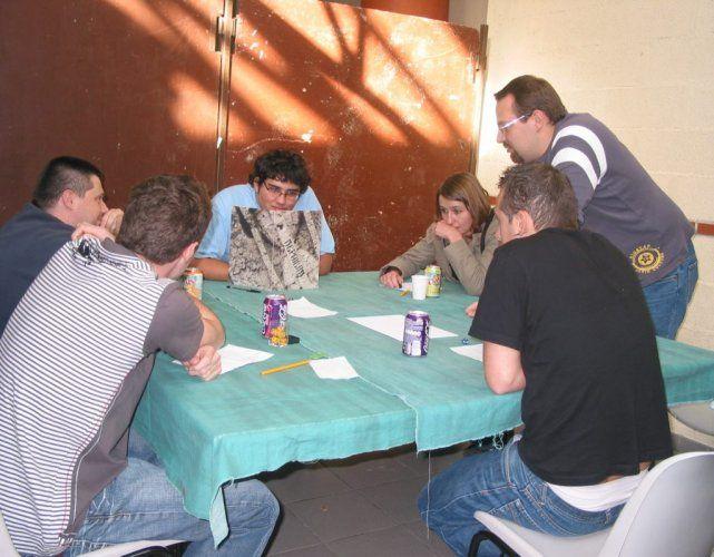 Table des rencontres jdr