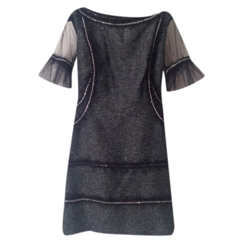 DIOR - Vestito mini in tweed