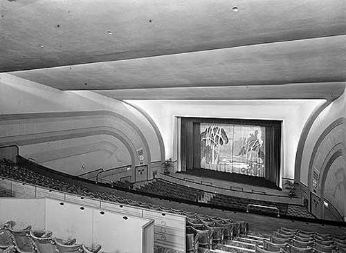 Vintage Portsmouth: The Odeon Cinema in Southsea