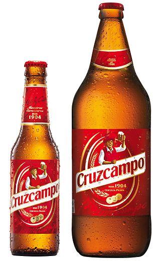 Cruzcampo Beer Spain