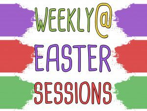 Four brilliant premade Easter sessions for your children's work. a wide variety of sessions from prayer stations to outdoor exploring.