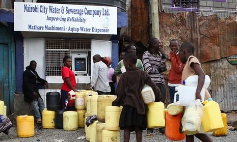 """Filou, E. 2014. """"The African Water Companies Serving the Poorest and Staying Afloat."""" The Guardian, 4 October."""