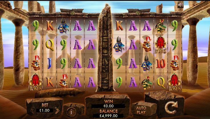 Tajemství Egyptu jsou dodnes neprobádané, proto nezmeškejte jedinečnou příležitost roztočit kasino hru Temple of Luxor #jackpot #vzhra #hraciautomat
