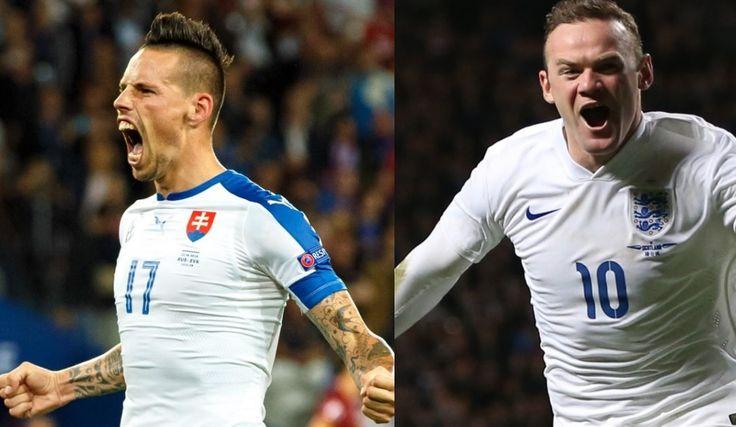 Slovaquie Angleterre Streaming Live en Direct : Euro 2016 - heure, matchs et chaîne TV - https://www.isogossip.com/slovaquie-angleterre-streaming-17100/