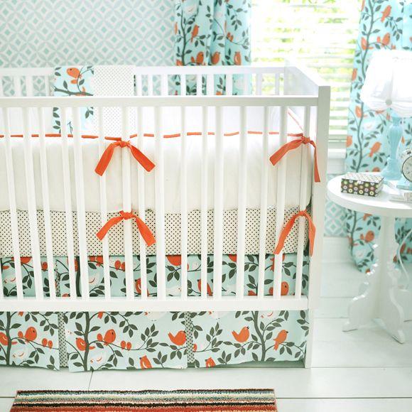 перо-твой-гнездо-в-Аква-кроватки-постельные принадлежности-набор-6