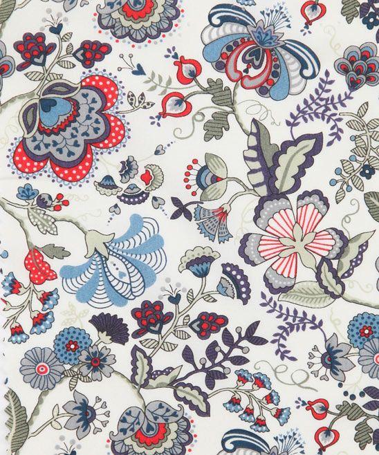 Liberty Art fabrics -   Mabelle A Tana Lawn