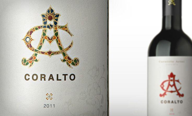 Curatolo Arini Wines Sicily - By Tardis Design