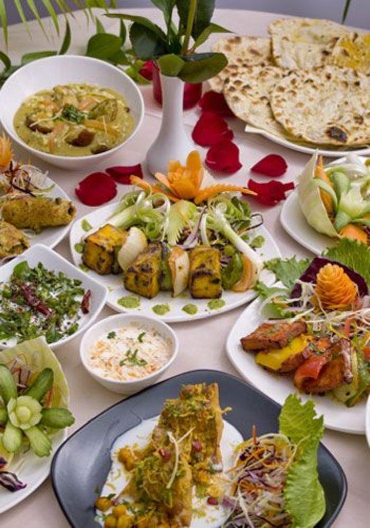 Must-visit vegetarian restaurants: Woodlands Restaurant