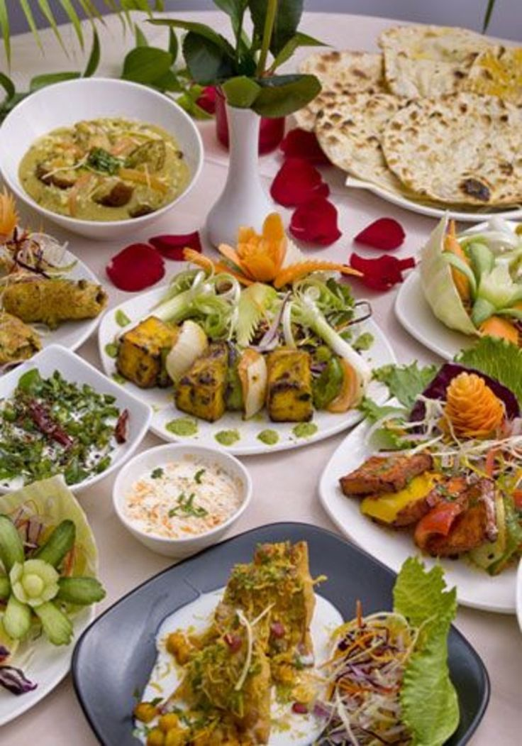 Pure Veg Indian Restaurants In London