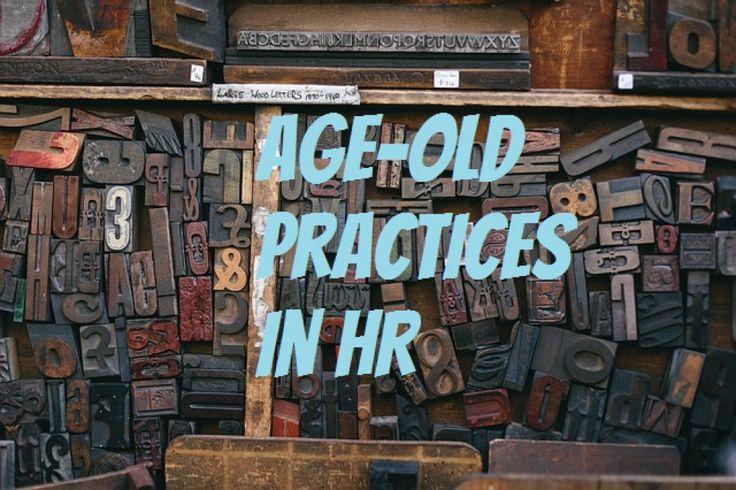 Five futile exercises HR should immediately discontinue