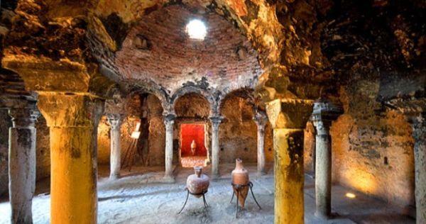 The Arabic Baths - City of Palma
