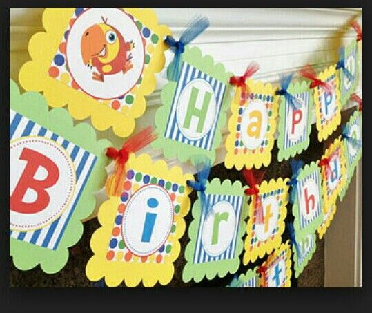 The Best Party Games For Baby S First Birthday: 17 Best BabyFirst TV Vocabularry First Birthday Party