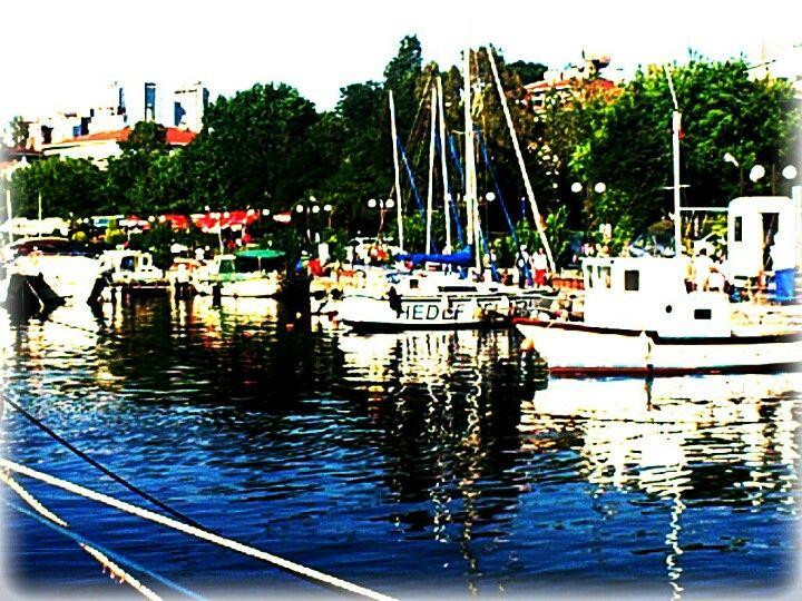 1120 teknelik kapasitesiyle, Kalamış Marina; Türkiye´deki en büyük marinadır ve helikopter, restoran, kablosuz internet ve bar gibi tesisleri ile ön plana çıkar.