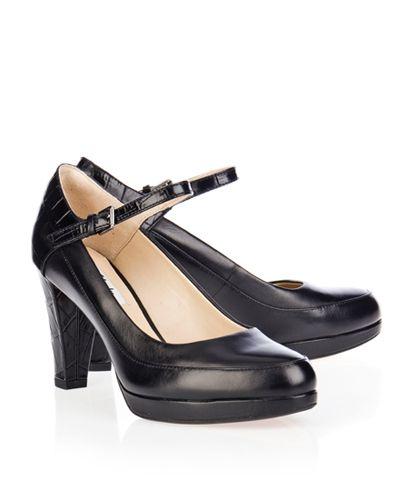 Zapatos Clarks Kendra Dime Negro en Nice & Crazy