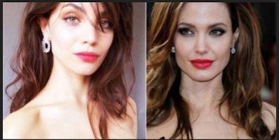 Wow, Angelina Jolie Punya Kembaran Super Cantik Lagi | Wow Kece Badai !