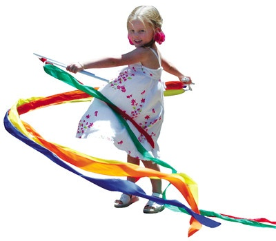 Rhythm Ribbons    A unique and multicultural tool to support numerous music,   movement and dance activities.   Ribbons measure 305cm L.    For an entire range of educational products please see www.facebook.com/MPOWEREDParents