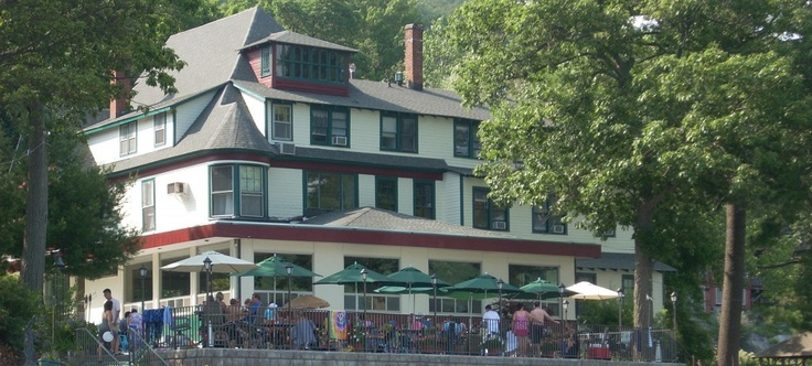 New Continental Hotel Restaurant Greenwood Lake Ny
