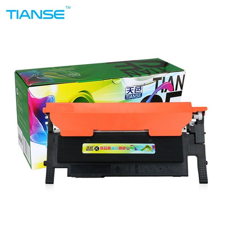TIANSE CLT-K406S toner cartridge CLT K406S 406S 406 for Samsung CLP 360 365W 366W CLX-3305FW CLX 3305 3306FH Xpress C410CW 460FW