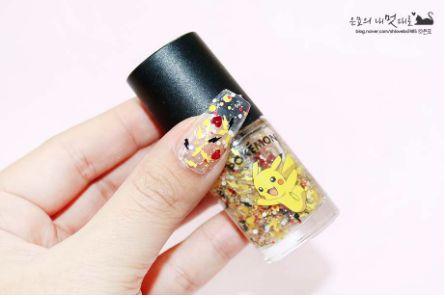 Tony Moly - POKEMON Pikachu Nail Polish #02