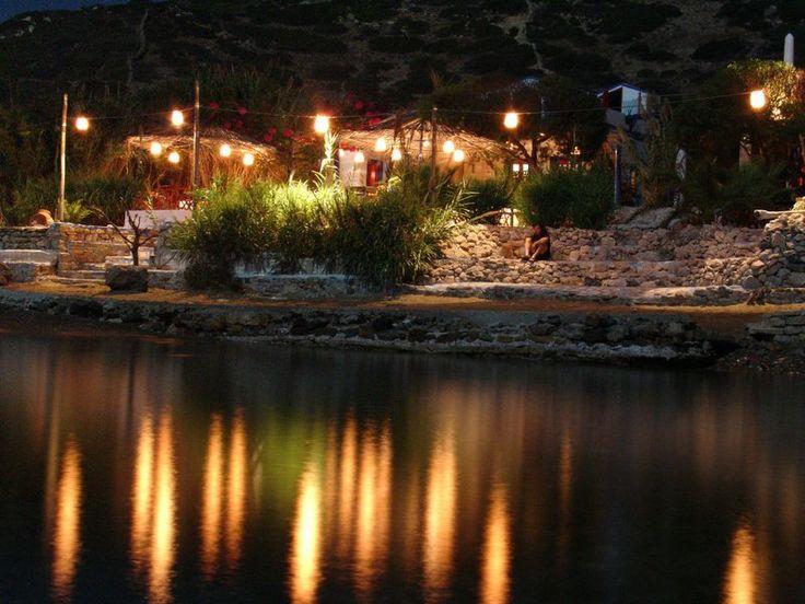 Dilaila Restaurant - evening view