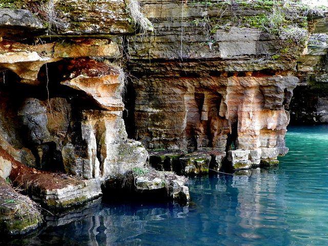 Natural Waterfalls In Missouri | Dogwood Canyon Nature Park - Lampe, Missouri | Flickr - Photo Sharing!