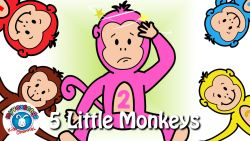 You searched for five little monkeys My Vox Songs Nursery Rhymes