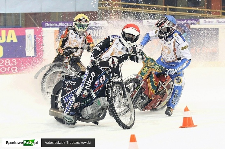 X Mistrzostwa Torunia w speedway'u na lodzie | X Championships of Toruń in speedway on ice |